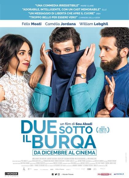 Due-sotto-il-burqa